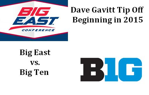 Big East/Big Ten Challenge: What This Means for the Big East