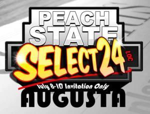 Peach State Select 24 2015 logo