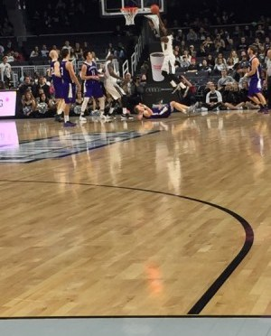 Thoughts from the Road: 2015-16 Friars Make Dunk Debut Against D2 Stonehill