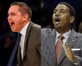 Ed Cooley Chris Holtmann Providence vs Butler Preview