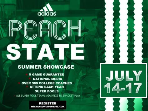 Peach State 2016 adidas