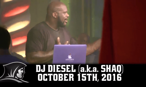 Shaq to Host and Perform at Providence's 2016 Late Night Madness