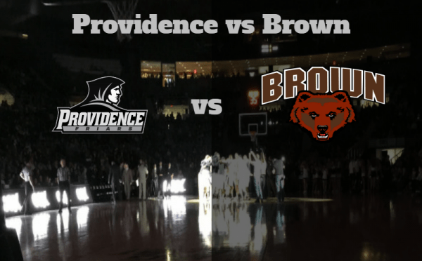 Game Notes & Preview: Providence (6-2, 0-0) vs Brown (5-4, 0-0) 12/6/16