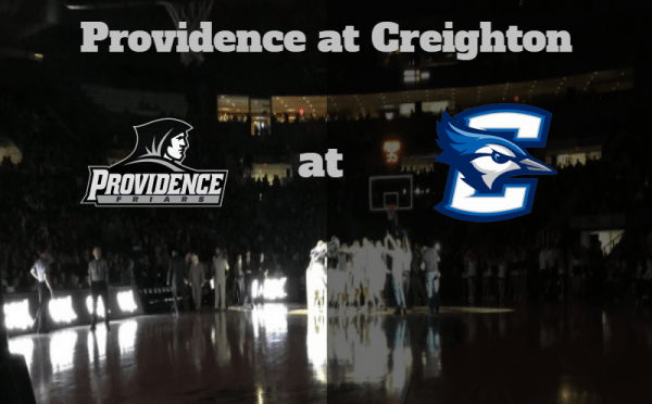 Game Notes & Preview: Providence (10-4, 1-0) at (25) Creighton (10-3, 0-1) 12/31/17
