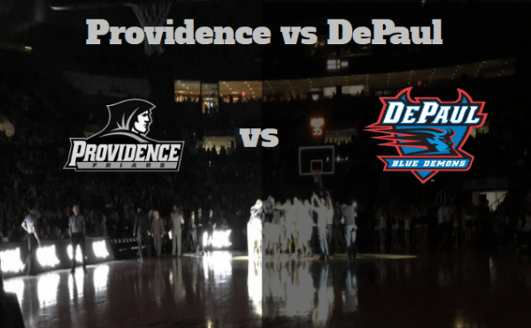 Game Notes & Preview: Providence (18-11, 8-8) vs DePaul (9-20, 2-14) 2/28/17