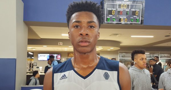 Providence Among 2018 Hometown Guard David Duke's Top 5