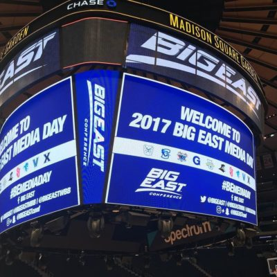 Friar Friday News & Notes: Big East Media Day Edition