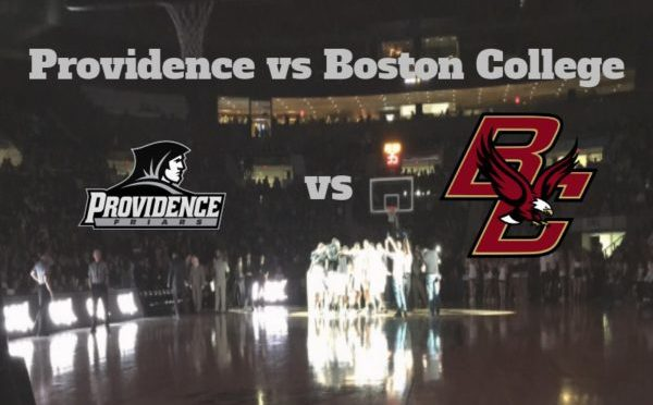 Game Notes & Preview: Providence (4-1) vs. Boston College (5-1) 11/25/17