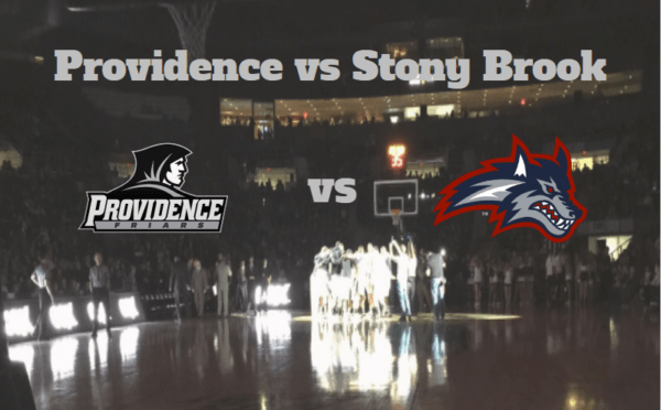 Game Notes & Preview: Providence (7-3) vs Stony Brook (4-7) 12/17/17