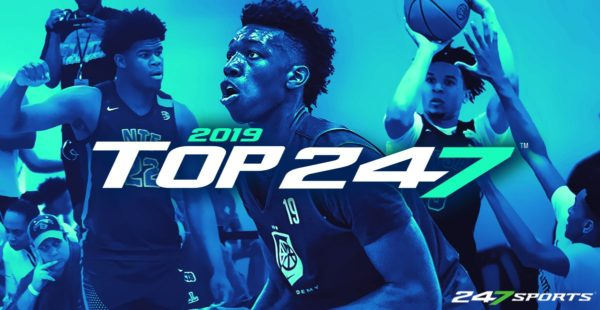 247Sports Released Post-July Class of 2019 Player Rankings