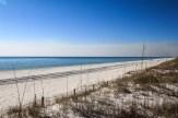 Easy beach access.
