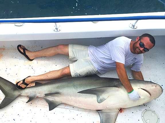 Shark-Fishing-panama-city-30A
