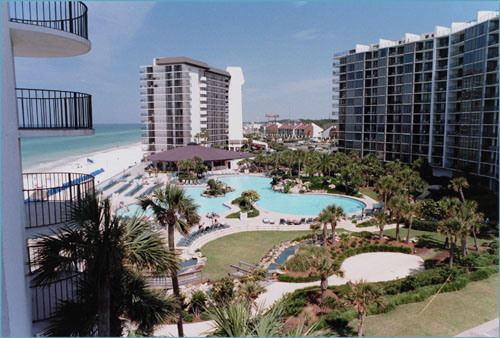 Panama City Beach condos  vacation rentals  luxury