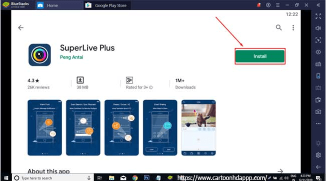SuperLive Plus for PC