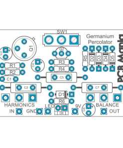 Sea Lion Compressor – PCB Guitar Mania