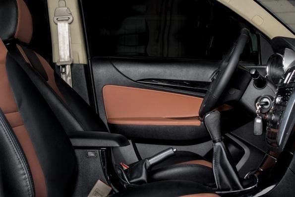 kantanka car interior