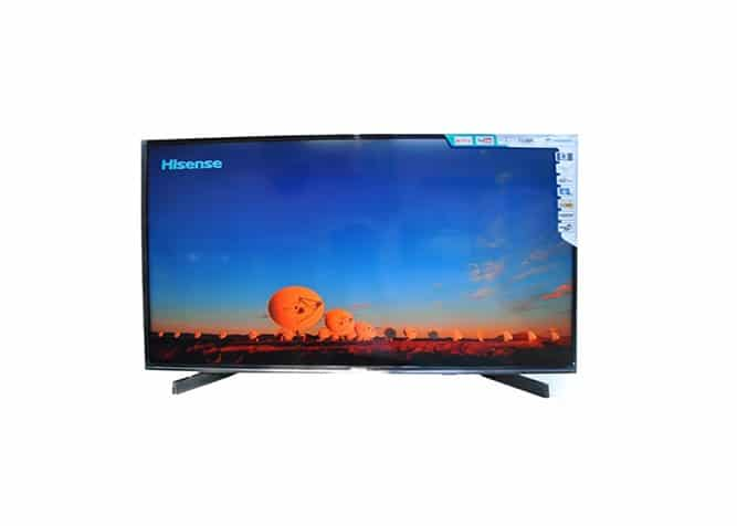 Hisense TV Prices in Ghana + Full Specs