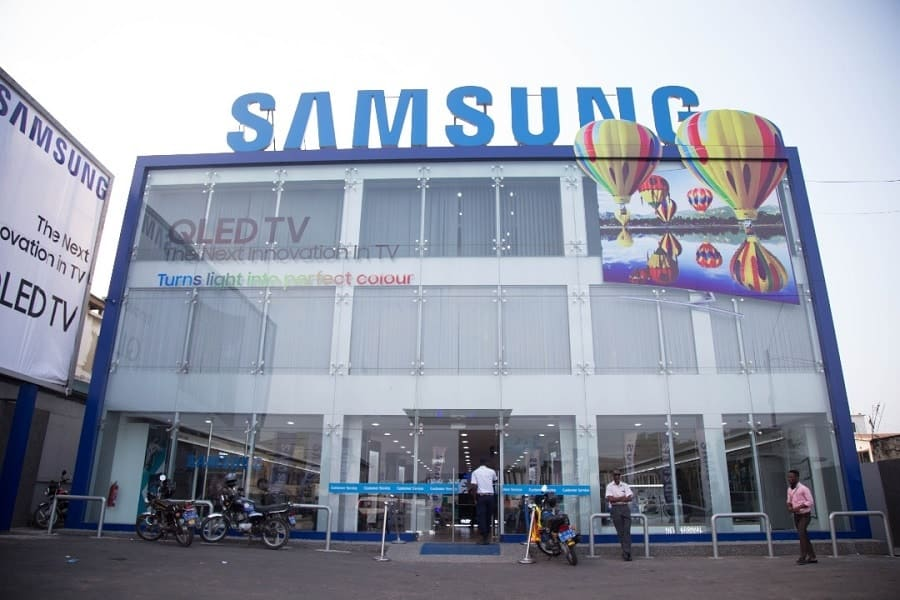 Samsung Offices In Ghana, Contact & Locations.