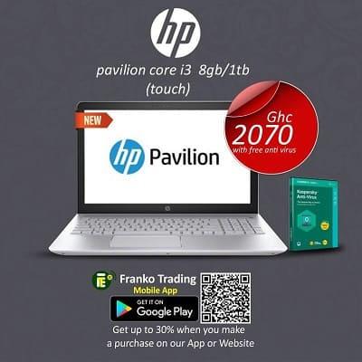 franko hp laptop prices