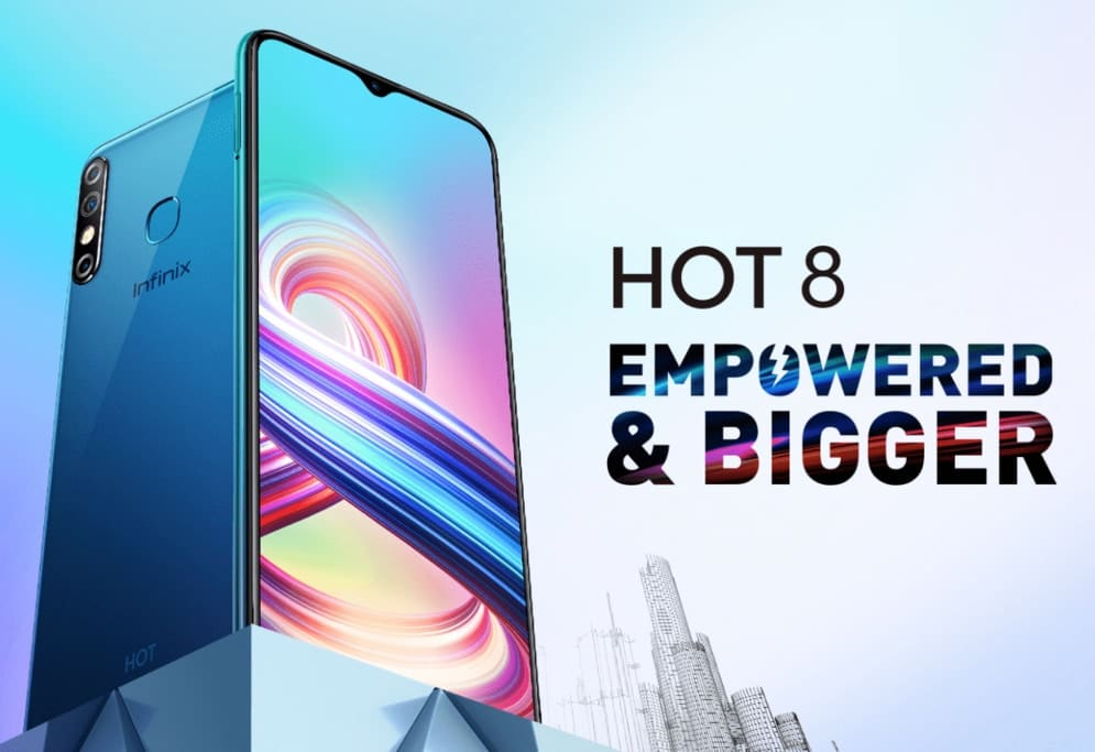 Infinix Hot 8 Price In Ghana, Specs & Features + Promotions