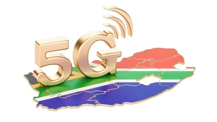 south africa 5G