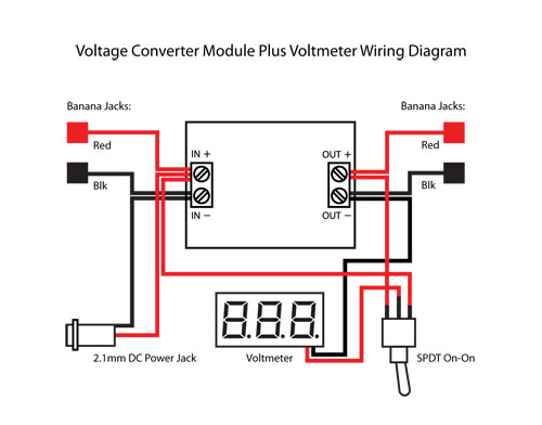 autometer voltmeter wiring diagram lambretta with indicators 62 schwabenschamanen de step up down dc buck converter pcb smoke rh pcbsmoke wordpress com for motorcycle gauge