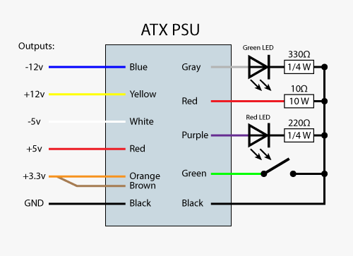 wiring diagram lab bench power supply?w=500&h=363 atx 300 12e wiring diagram msi wiring diagram, lan wiring diagram bestec atx-300-12z wiring diagram at gsmportal.co