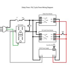 Time Delay Relay Circuit Diagram Wiring For Caravan Electrics Soldering Iron Temperature Control Plc Cycle Timer Pcb Smoke