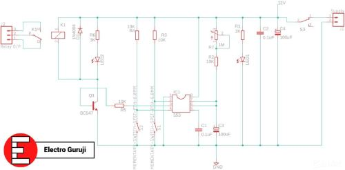 small resolution of momentary relay diagram