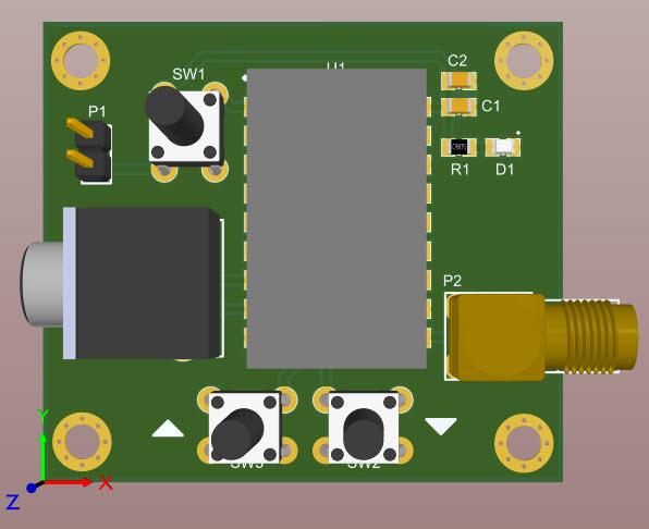 Simple Coil Less Fm Transmitter