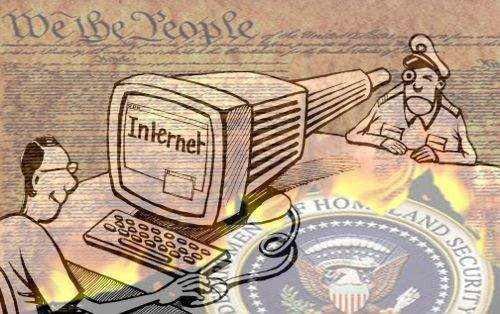 internet špijuniranje