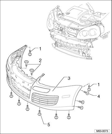 2011 Chevy Silverado Front Bumper Parts Diagram. Chevy
