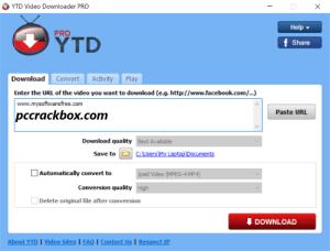YTD Video Downloader Pro Serial Key 2022