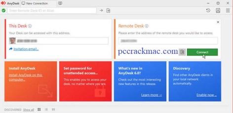 AnyDesk Crack + License Key