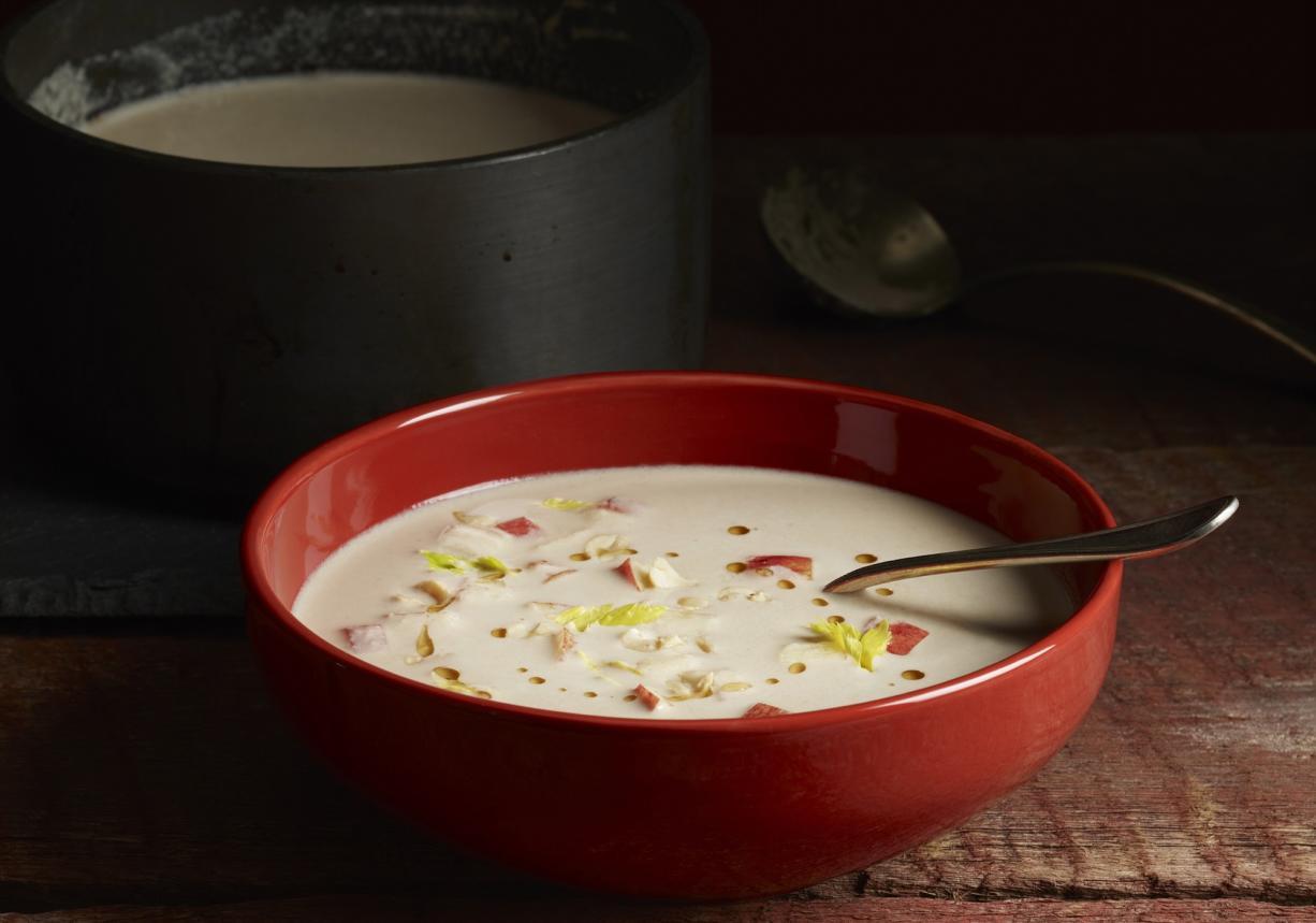 Soup honors Virginia's peanutty history - Columbian.com