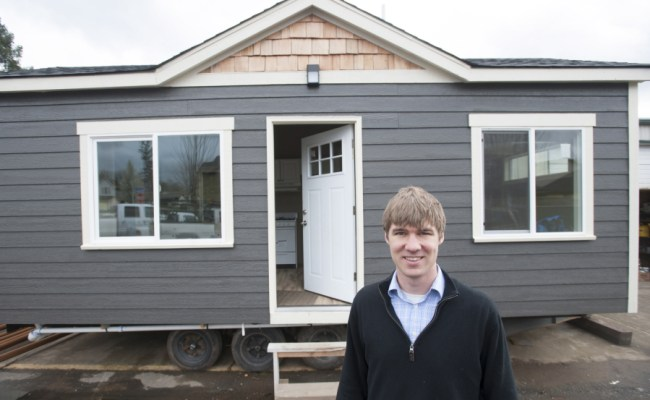 First Tiny Homes Event Will Share Tips For Living Large