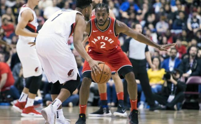 Trail Blazers Lose Nba Preseason Opener To Raptors