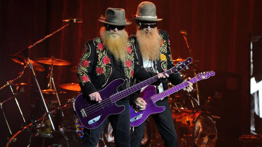 zz top to launch
