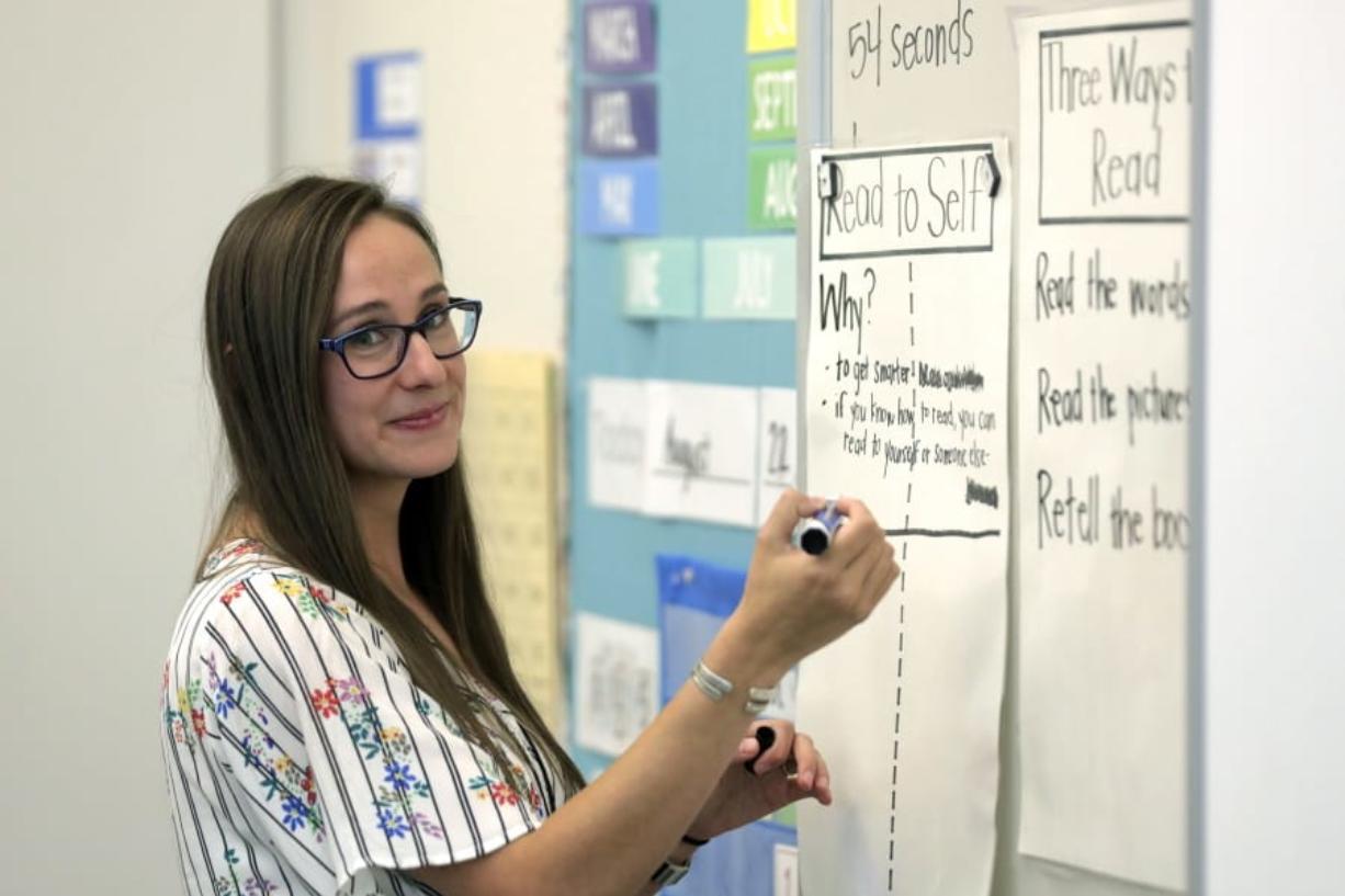 teacher shortage protests complicate