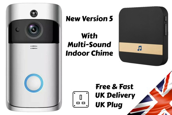 Ring Wifi Door Bell Intercom