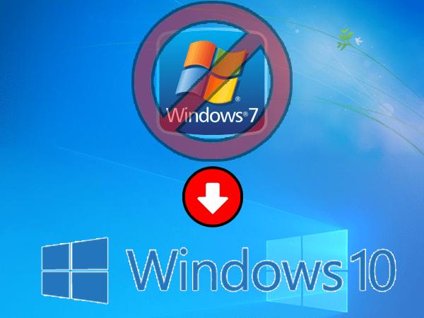 Windows 7 stopt - wat moet ik doen?