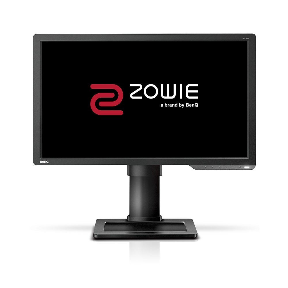 BenQ ZOWIE 24 inch 144Hz eSports Gaming Monitor. 1080p. 1ms Response Time. Black eQualizer. Color Vibrance. Height Adjustable. Display Port. HDMI ...