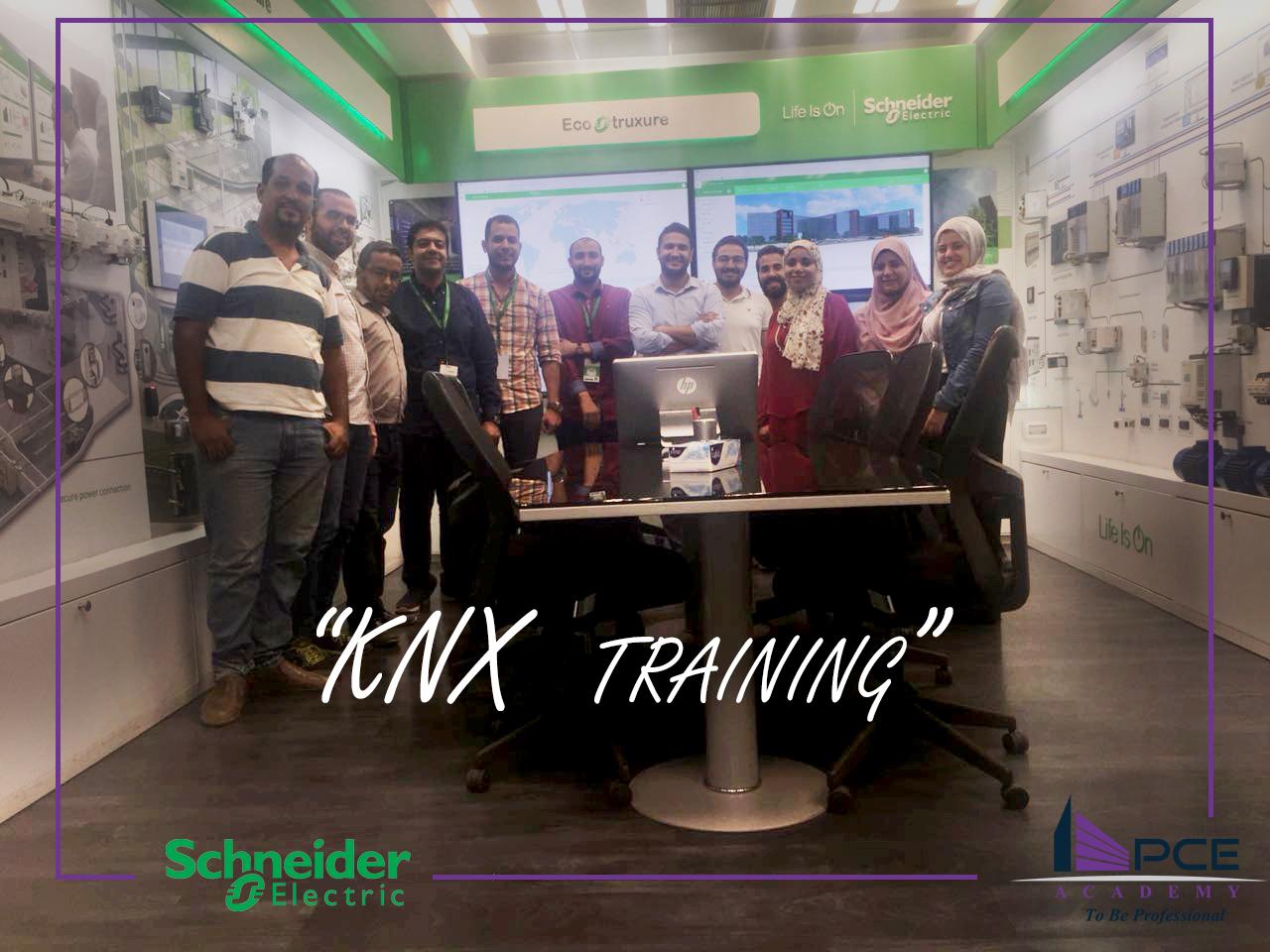 Schneider's Training – PCE Academy