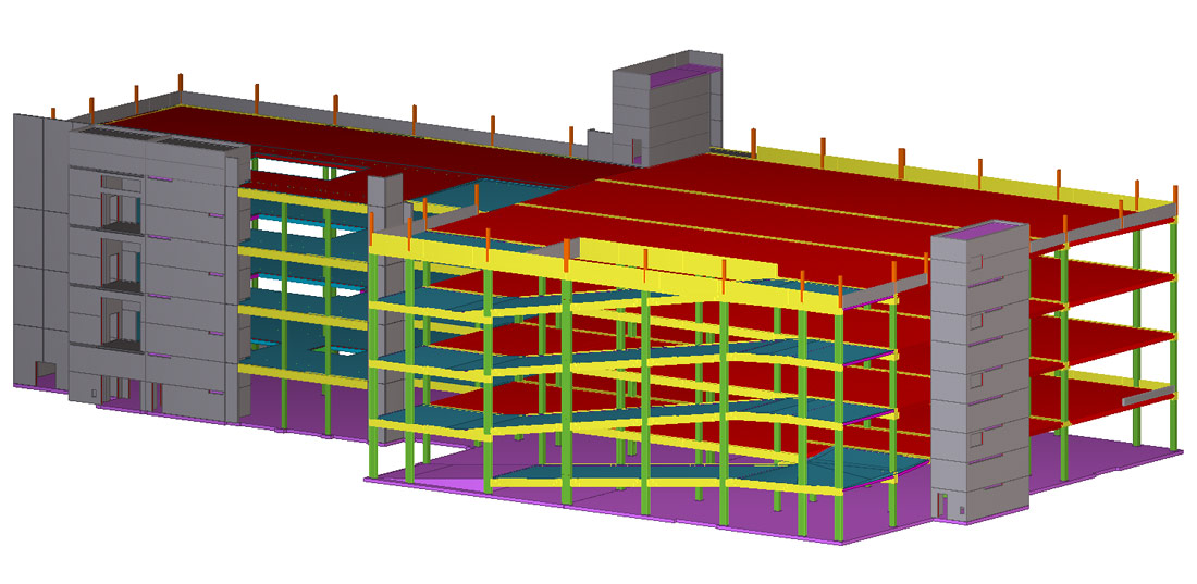 PCE Ltd - use of 3D modelling during the design process