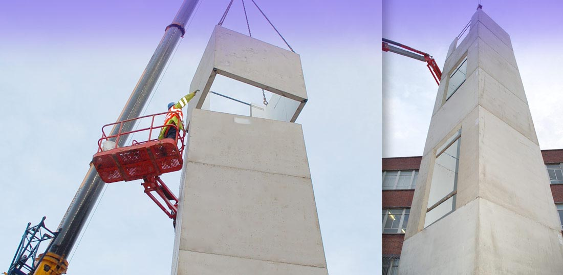 PCE have expertise in precast design