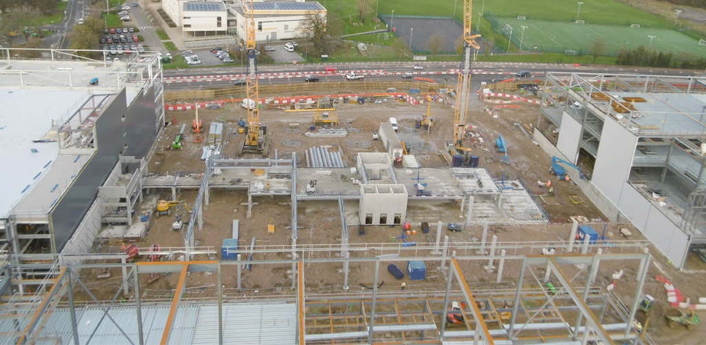 GT Units for Bracknell redevelopment
