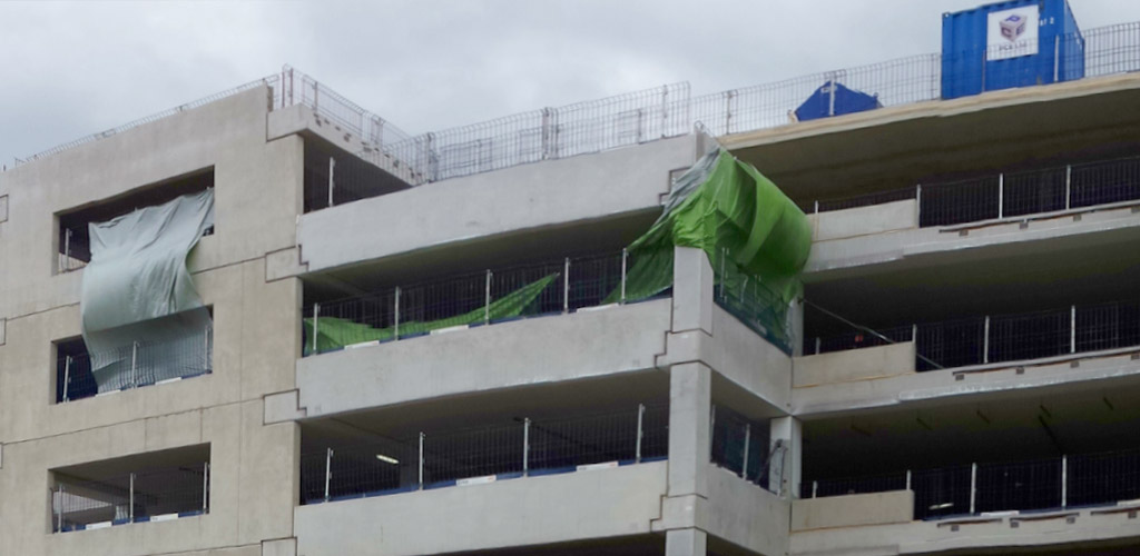 Bracknell update 8 – the advantages of offsite precast construction