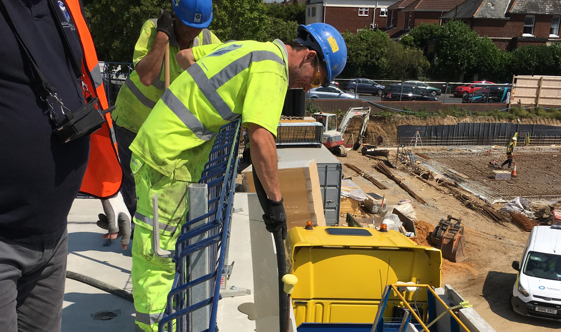 Portswood Road, Southampton update 1 – onsite safety