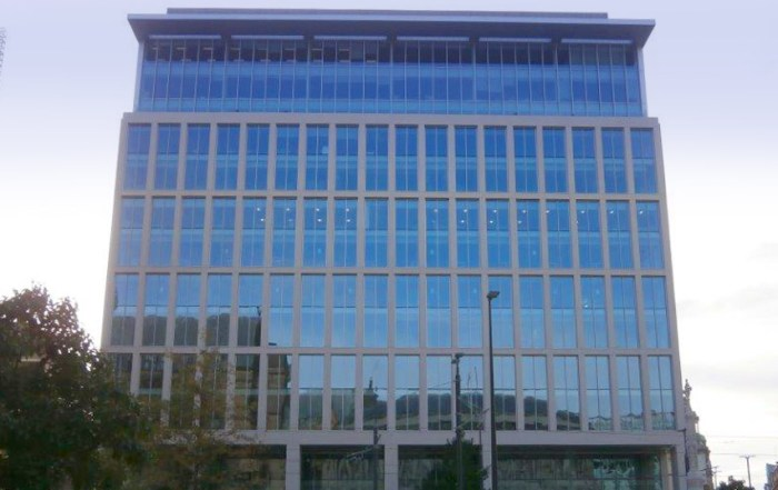 Precast hybrid construction project in Manchester nearing completion