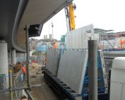 Student accommodation construction in Lincoln